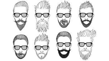 9 Different Types of Beard Styles -