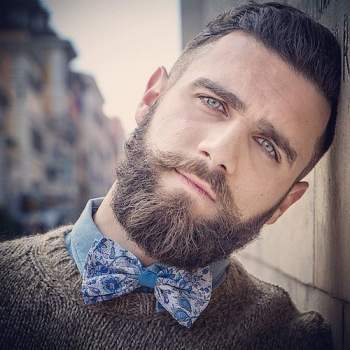 10 Best Beard Styles For Men with Round Faces - AtoZ Hairstyles