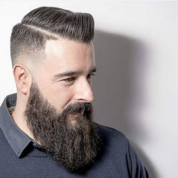 Guy Facial Hair Styles Long Beard Styles How To Grow And Shape It