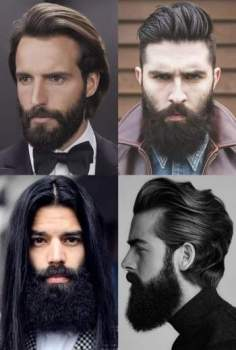 5 beard fashion styles that you need to know