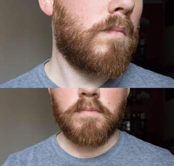 How to Trim a Beard, Neckline and Cheeks - The Beard and The Wonderful