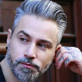 2019 Mens Hairstyles with Beards New Amazing Beard Styles From Bearded Men Worldwide