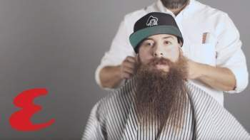 How To Trim Curly Beard Hair – Houston Hospitality