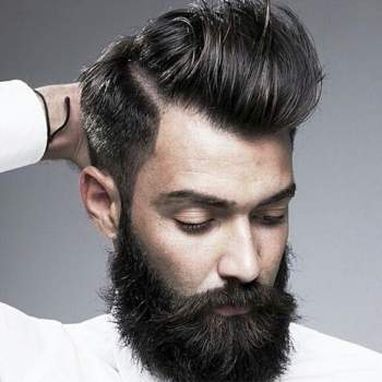 Top Beard Styles For 2016, Benjamin Bernard