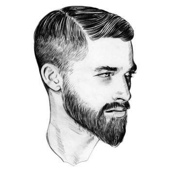 Here's The Best Beard Style That'll Suit You, According To Your Face Shape