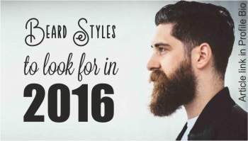 Cool Designer Beard Style for 2016 , Men s Hairstyles and Haircuts for 2017