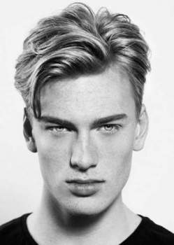 10 Hairstyles for Men with Round Faces: New Ideas To Look Better in 2018