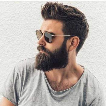 10 Best Bun Hairstyles to Wear With Your Beard BeardStyle
