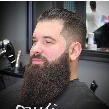 Find the beard style that matches your face shape, Beard Instructor
