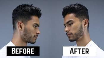 Ducktail Beard- How to shape grow and style it - Your Beard Care