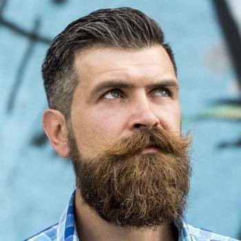 Curly Beard: Top 10 Styles How to Take Care Like A Boss