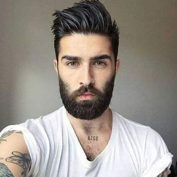 Men's Beard Styles for 2017, Men s Hairstyles and Haircuts for 2017