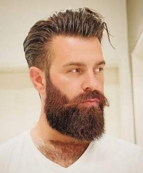 Mens Hairstyles with Beards: Separate or Coordinated? - iManscape