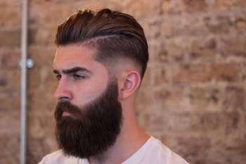 40 Genuine Beard Styles for Round Face Men - Fashiondioxide