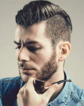 Men S Goatee Styles Beard And Haircut Restriction During The Enver