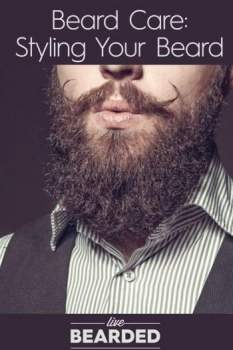 Beard Styling Tips for Beginners - Qtrove Blog