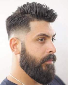Learn About Beard Haircuts with Schwarzkopf