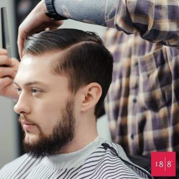 Professional Female Barber And Beard Stylist In Malaysia