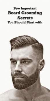 Beards: Grooming Secrets - alive