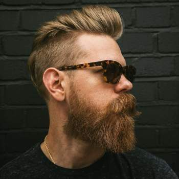 Real Men's Guide On How To Rock Beard Fashion — Regal Barber Co.
