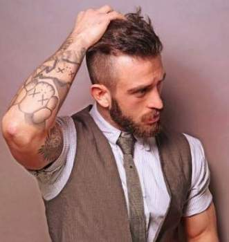 Short Beard Styles and Goatees in 5 Easy Steps! - Guy Counseling