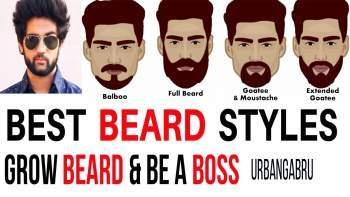 How To Style A Beard That Will Suit Your Face -