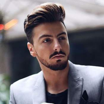 Mens Hairstyles For Thick Hair Oval Face Beard Styles For Oval Face Images Hd - Haircuts Hairstyles Ideas