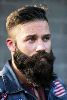 These are the Beard Trends for 2019