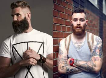 Bearded Men have more Germs than Your Four-Legged BFF