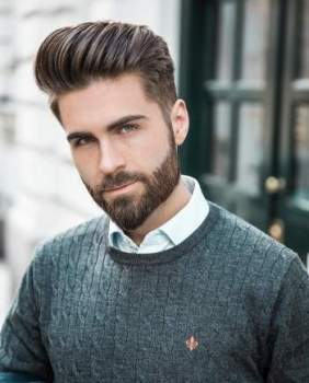 6 Masculine Beard Styles For Men Who Want To Feel They Have One, Baldwin®