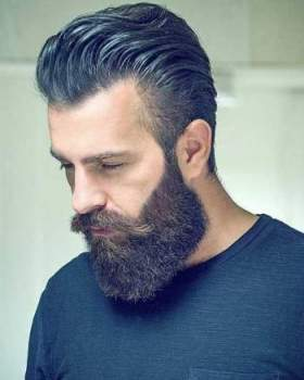 27 Stunning Full Beard Styles 2018 - Men s Haircut Styles