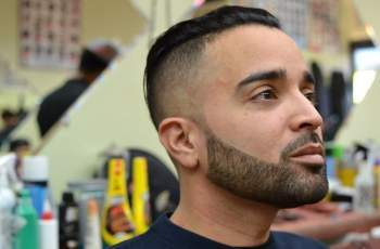The Best Guide To Men's Fade Haircuts You'll Ever Read, FashionBeans