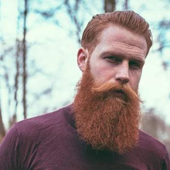 How to style beard