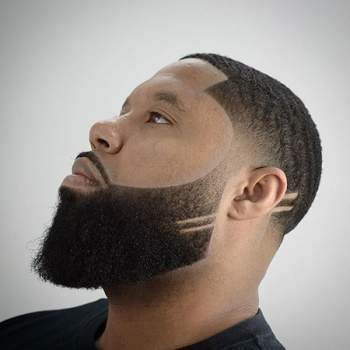 The Most Popular Beard Styles For Black Men Silver Ravan SR