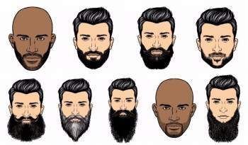 Find out Full Gallery of Terrific Pictures Of Different Beard Styles