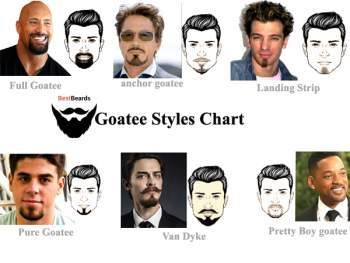 4 Different Types Of Beards Styles 2017 2018 - Best Hairstyles Trend