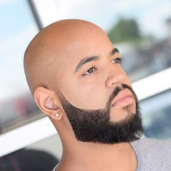 Short Haircuts For Long Faces Beard Styles For Men With Light Facial Hair Photos - Haircuts Hairstyles Ideas