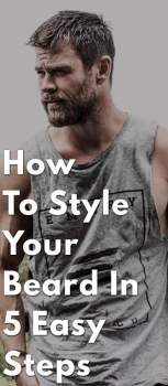 A STARTER GUIDE TO GROWING AND STYLING YOUR BEARD The Beard Struggle