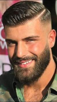 5 Beard Styles That Looks So Good with Low Fade Haircut
