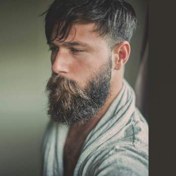 25 Full Beard Styles to Get A Classical Look, Hairdo Hairstyle