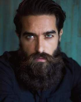 Beard styles for men with long hair. Top 10 Beard Styles 2016 ➢➢➢ Beard styles