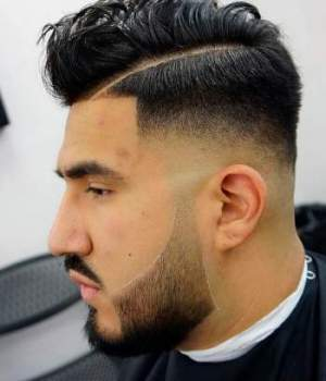 How to Achieve the Perfect Faded Beard Shape Up