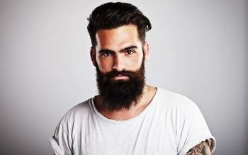 How to Groom and Maintain a Long Beard
