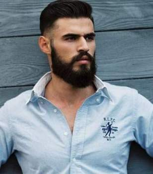 Trendy Beards! - Blackbeard For Men