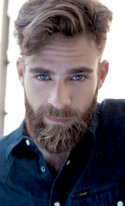 How do you style a beard