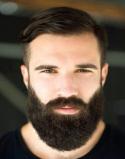 Hair style and beard style