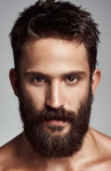 Different mens beard styles