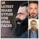 Men's beard styles names