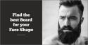 Facial hair beard styles