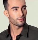Men's face shaving styles